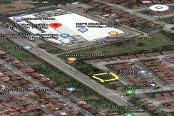 Vacant lot for lease-Imus